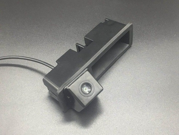 Audi A6L Vehicle Reverse Camera Systems Plastic Shell Material High Durability - Ericarvision.com